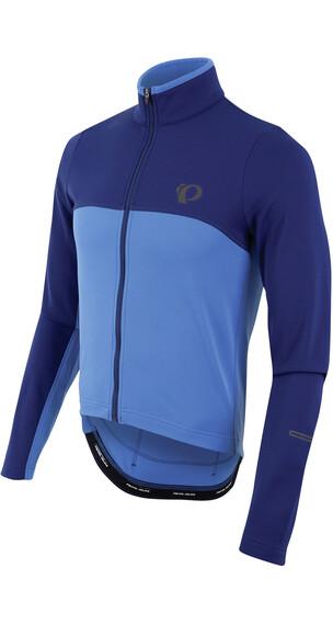 PEARL iZUMi SELECT Thermal Långärmad cykeltröja blå